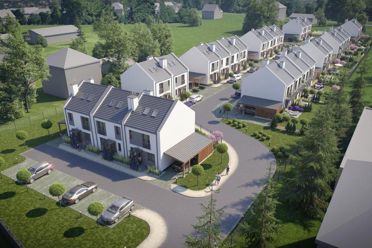 Domy nad Wilgą - Wrząsowice, ul. Nad Wilgą, Invest House S.A - zdjęcie 7