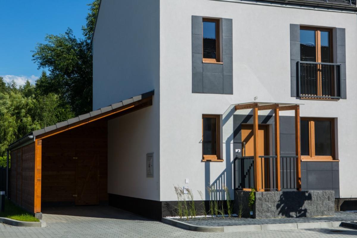 Domy nad Wilgą - Wrząsowice, ul. Nad Wilgą, Invest House S.A - zdjęcie 6