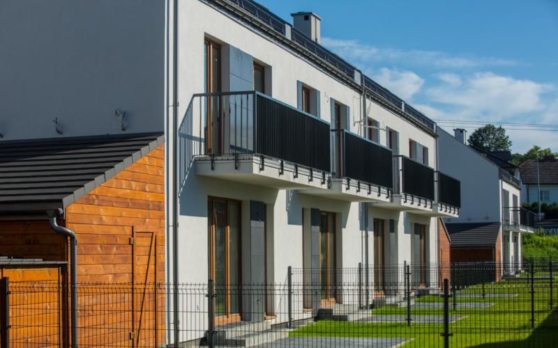 Domy nad Wilgą - Wrząsowice, ul. Nad Wilgą, Invest House S.A - zdjęcie 5