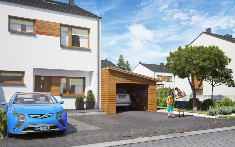 Osiedle Gardenia - Rokietnica, ul. Szkolna, Chronos Development Sp. z o. o. Sp. k. - zdjęcie 5