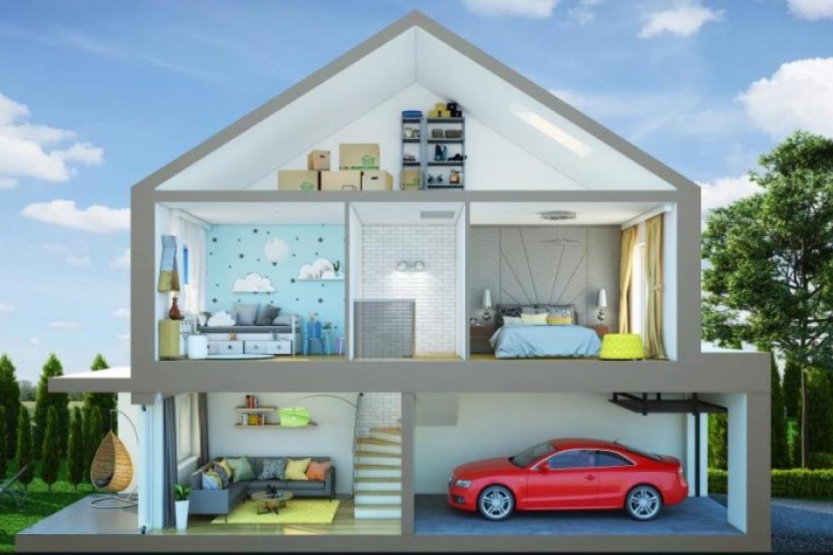 Silver House - Zalasewo, ul. Mokra, Chronos Development Sp. z o. o. Sp. k. - zdjęcie 2