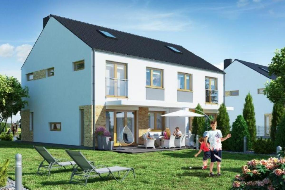 Silver House - Zalasewo, ul. Mokra, Chronos Development Sp. z o. o. Sp. k. - zdjęcie 4