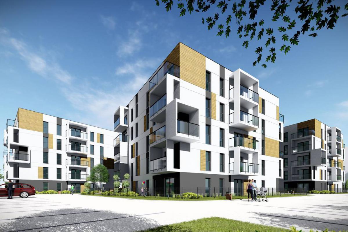 JA_SIELSKA - Poznań, Podolany, ul. Jasielska, Pekabex Development Sp. z o.o. - zdjęcie 1