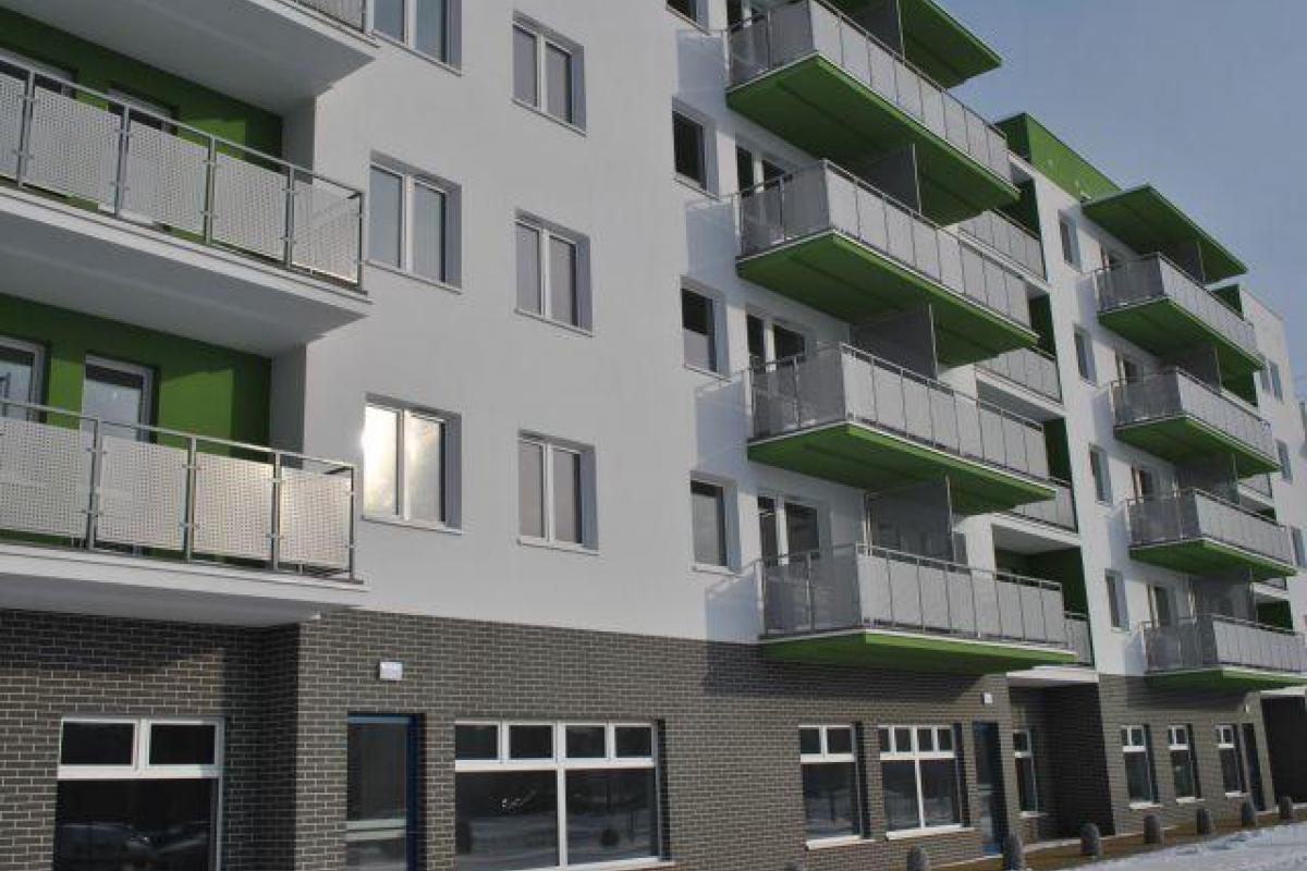 Osiedle Zielone Tarasy - Bydgoszcz, Glinki, ul. Glinki 81-101, Budlex S.A. - zdjęcie 2