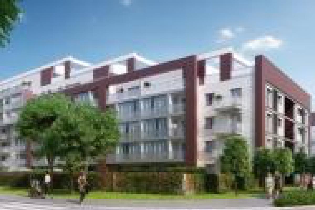 Ogrody Grabiszyńskie - Wrocław, Grabiszyn, ul. Hallera, i2 Development Sp. z o.o. - zdjęcie 1