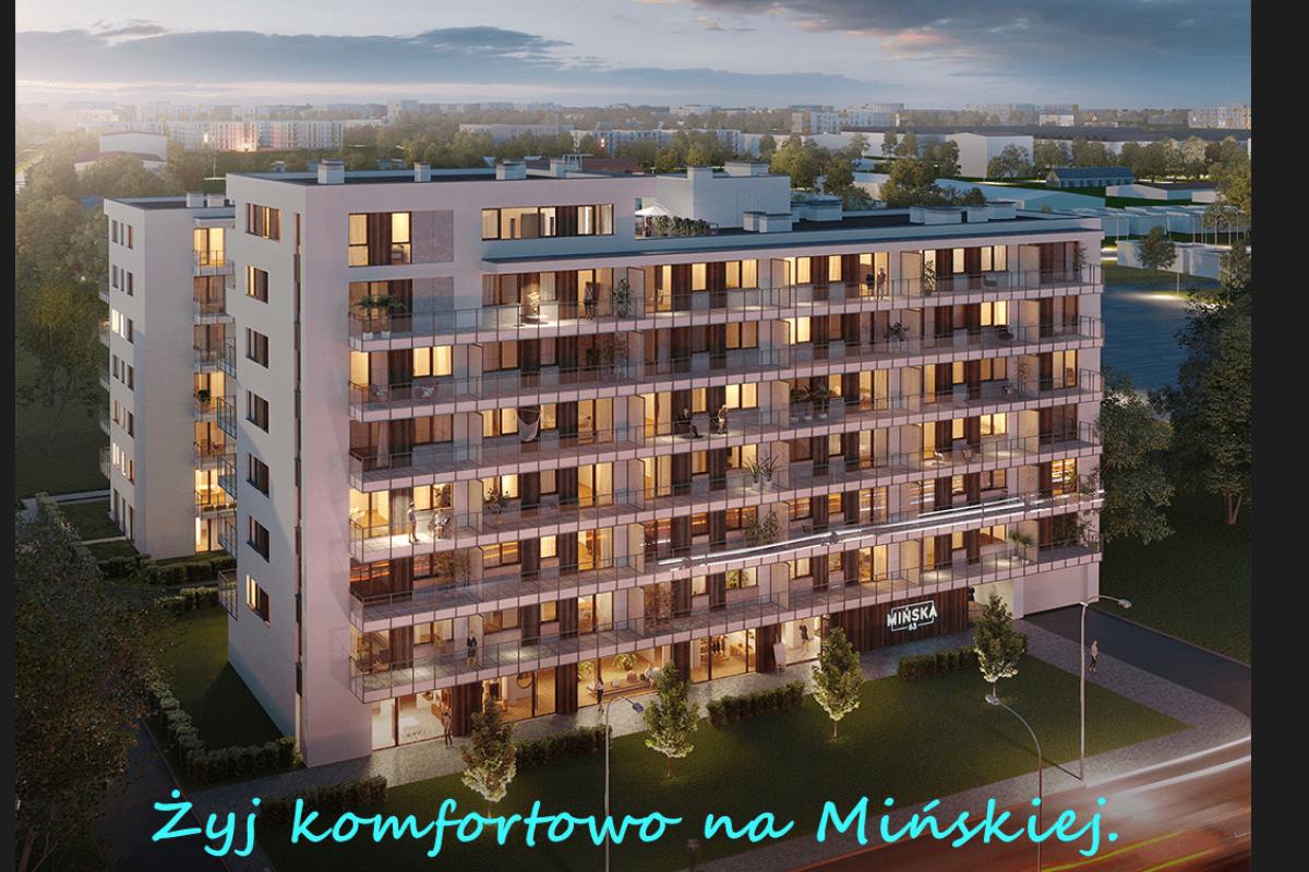 Mińska 63 - Warszawa, Kamionek, ul. Mińska 63, Syrena Invest Sp. z o.o. - zdjęcie 1
