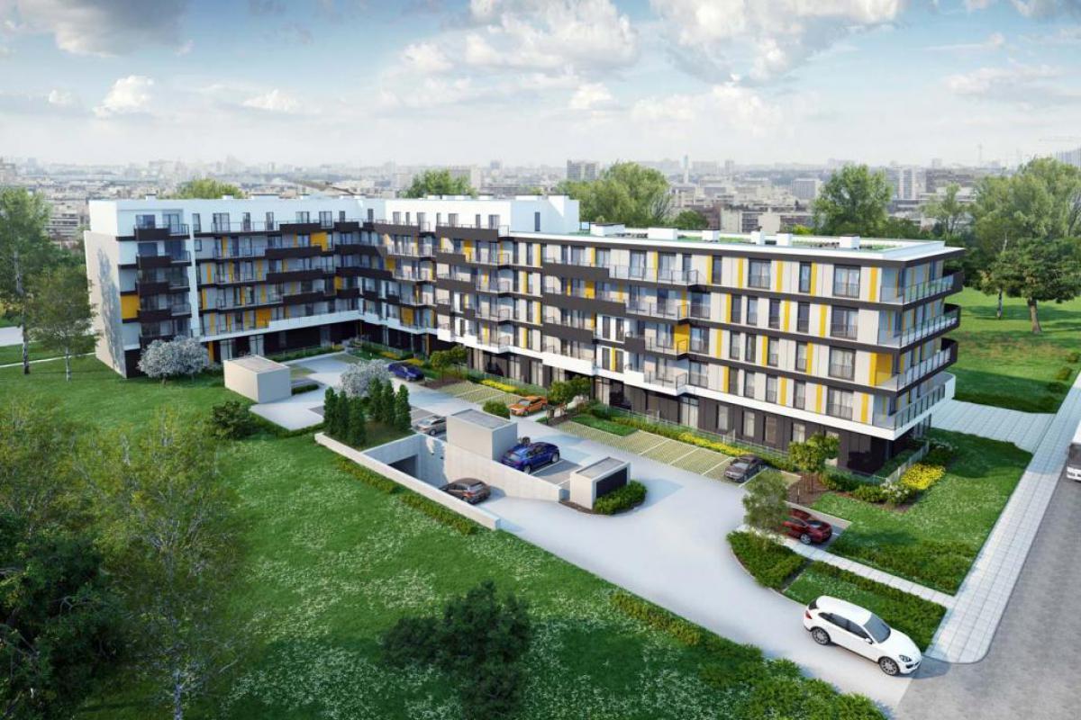 Apartamenty Milczańska - Poznań, Łacina, ul. Niemena, Atal S.A. - zdjęcie 1