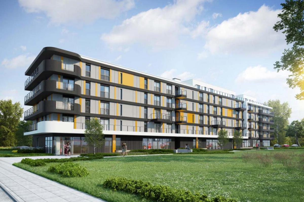 Apartamenty Milczańska - Poznań, Łacina, ul. Niemena, Atal S.A. - zdjęcie 2
