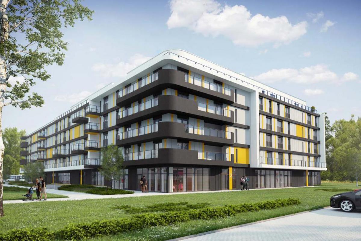 Apartamenty Milczańska - Poznań, Łacina, ul. Niemena, Atal S.A. - zdjęcie 3
