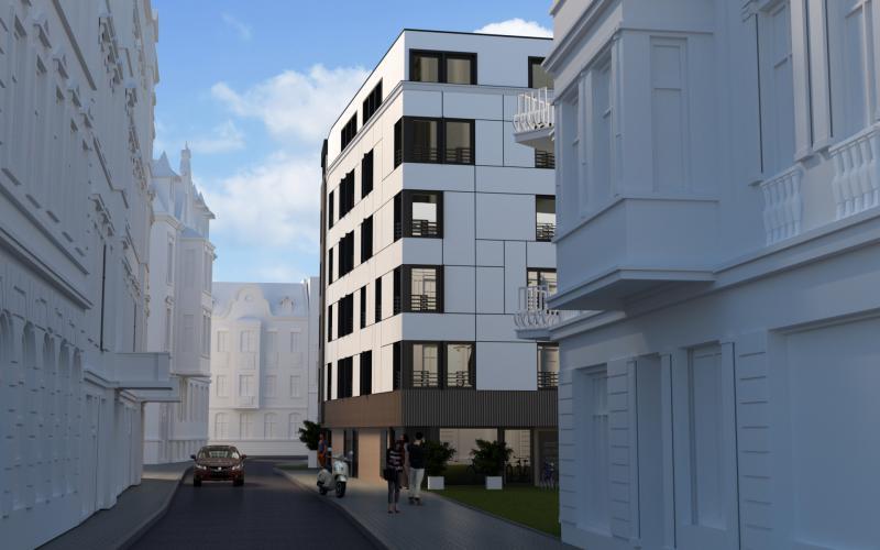 Rybaki 1 - Poznań, Stare Miasto - centrum, ul. Rybaki 1, Moryson Development - zdjęcie 2