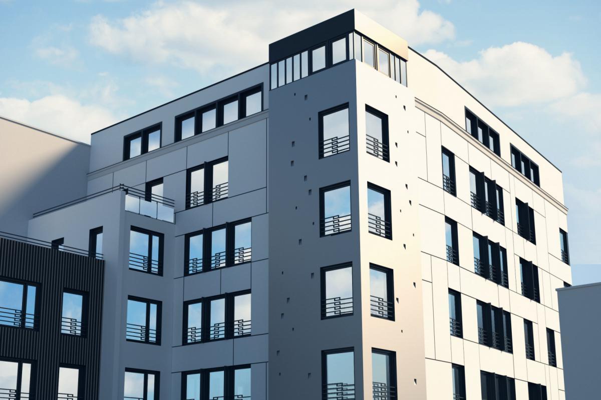 Rybaki 1 - Poznań, Stare Miasto - centrum, ul. Rybaki 1, Moryson Development - zdjęcie 1