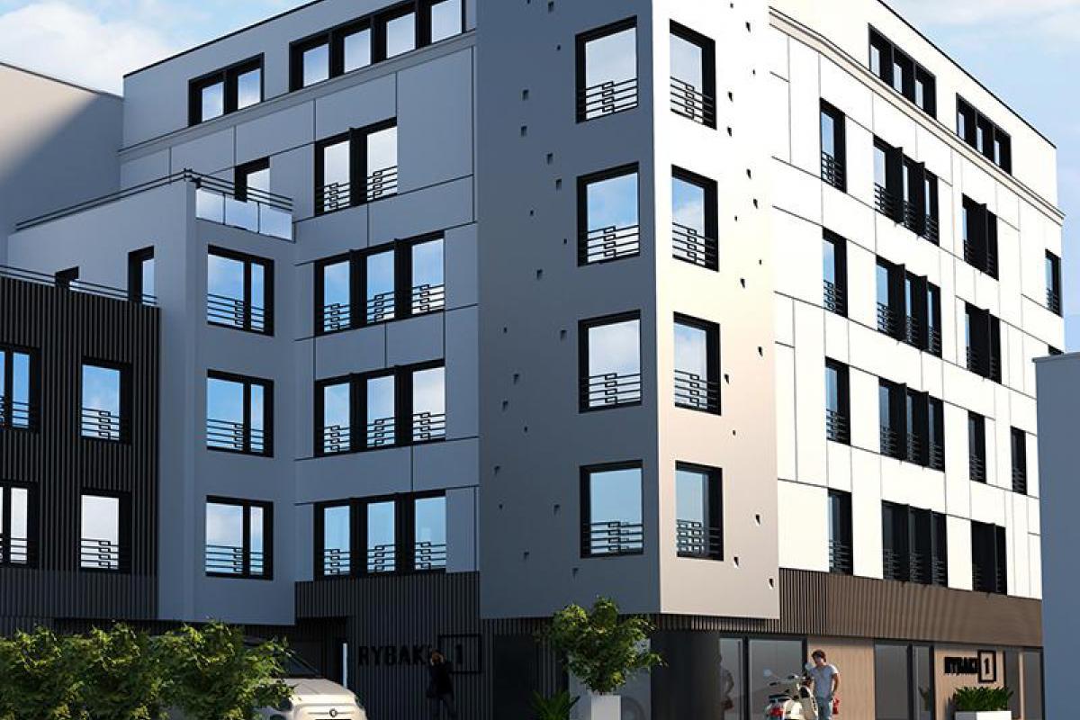 Rybaki 1 - Poznań, Stare Miasto - centrum, ul. Rybaki 1, Moryson Development - zdjęcie 3