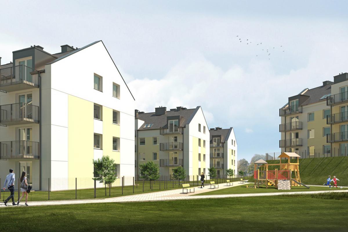 Nowe Rokitki Etap V i VI - Rokitki, ul. Tczewska, Dekpol Deweloper - zdjęcie 1