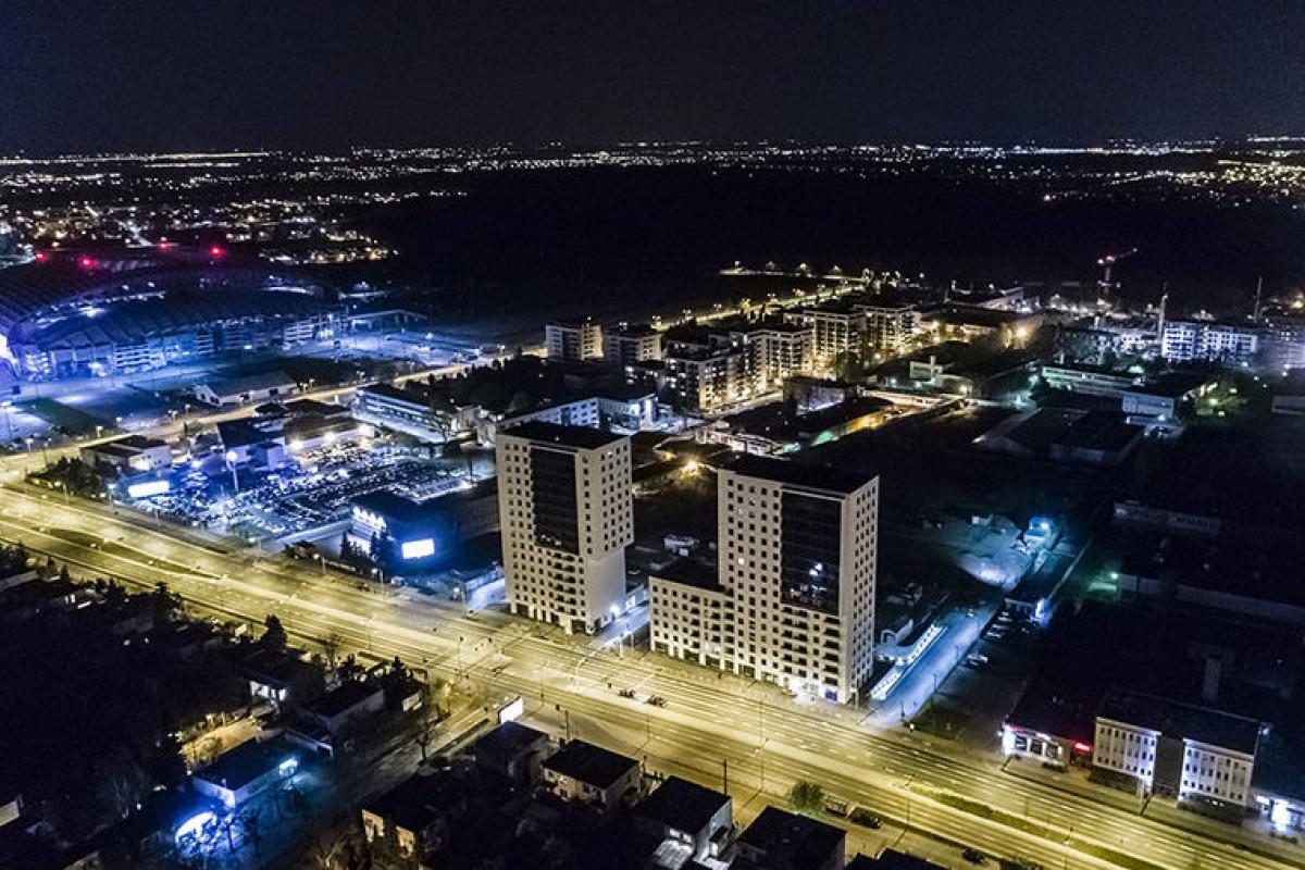 Grunwald² - Poznań, Ławica, ul. Świerzawska 5, Ronson Development - zdjęcie 7
