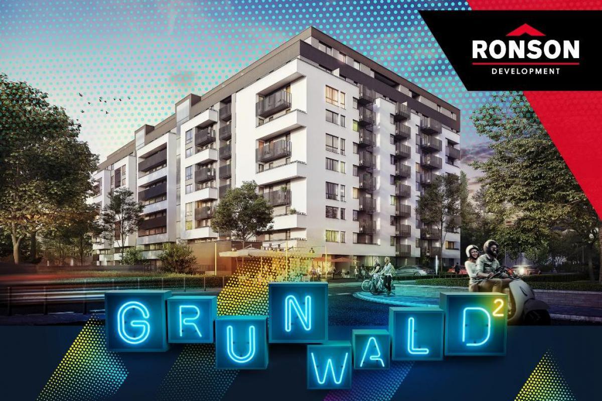 Grunwald² - Poznań, Ławica, ul. Świerzawska 5, Ronson Development - zdjęcie 4
