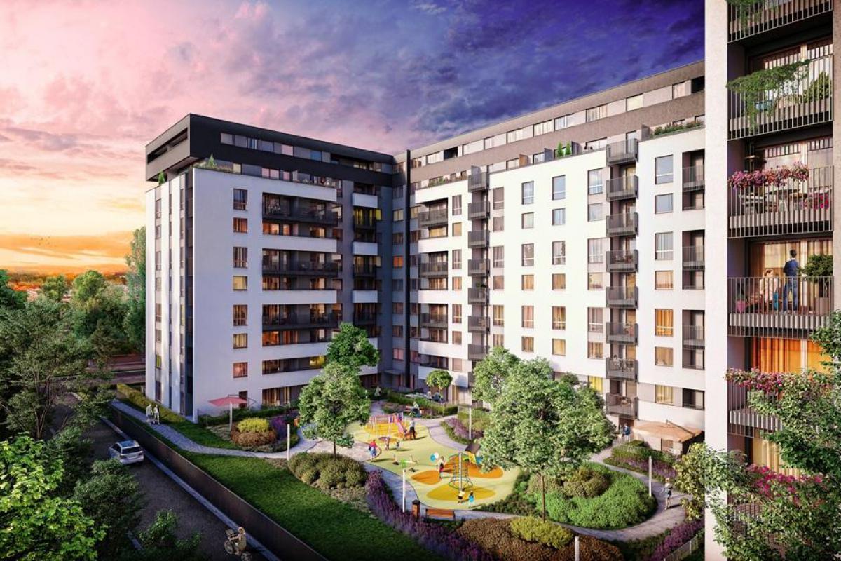 Grunwald² - Poznań, Ławica, ul. Świerzawska 5, Ronson Development - zdjęcie 1