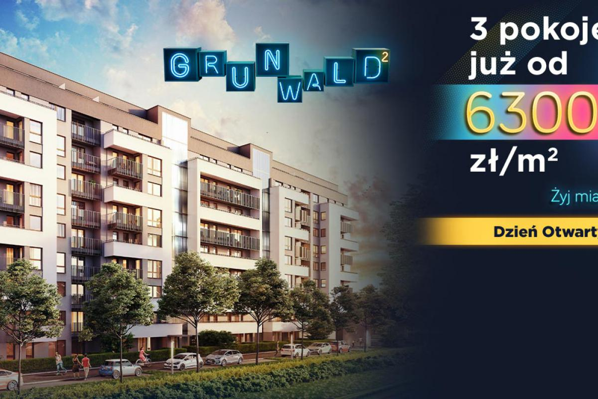 Grunwald² - Poznań, Ławica, ul. Świerzawska 5, Ronson Development - zdjęcie 2