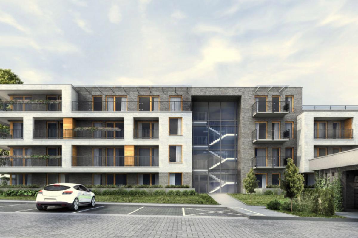Apartamenty Snycerska - Kraków, Bieżanów-Prokocim, ul. Snycerska, WAN S.A. - zdjęcie 2