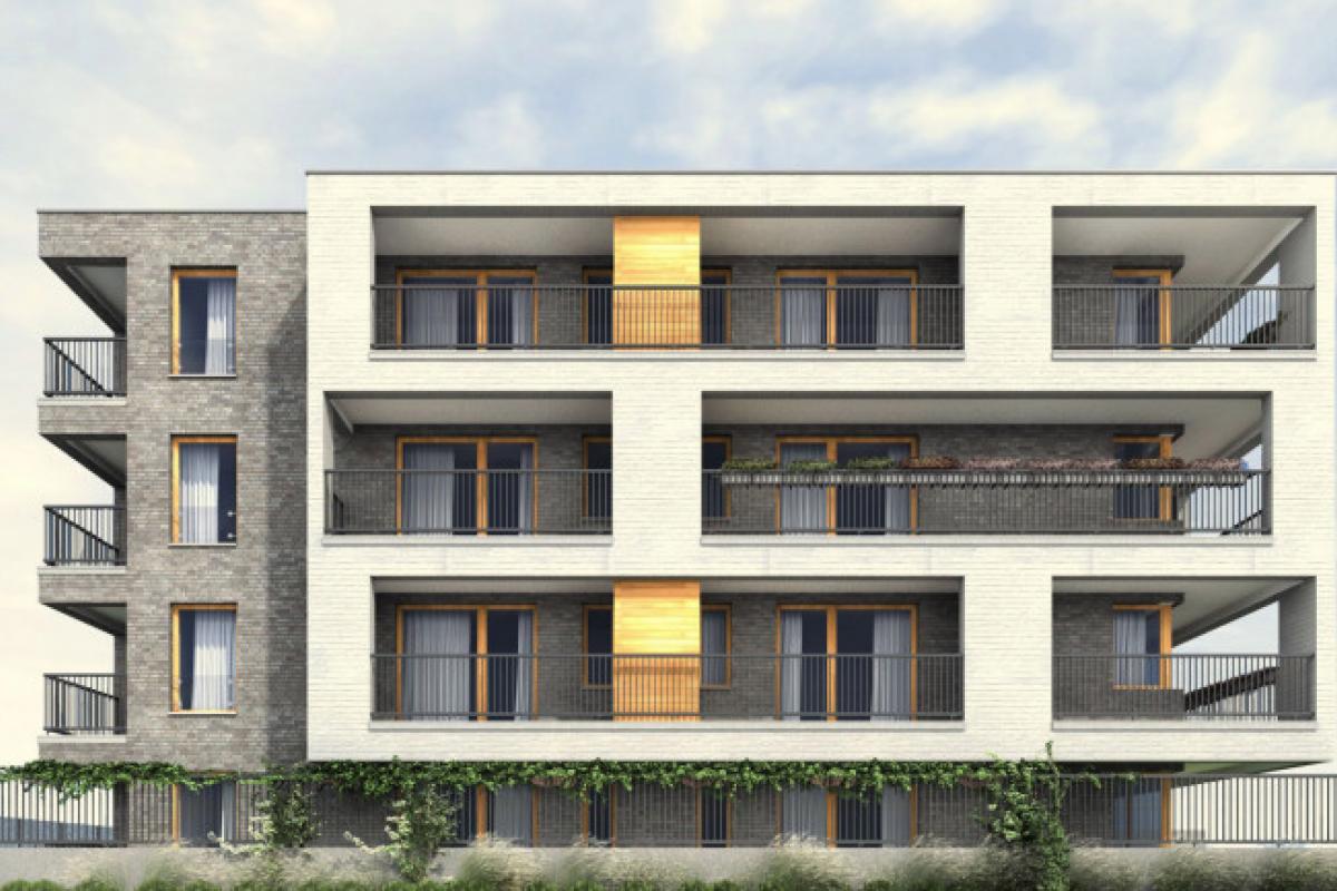 Apartamenty Snycerska - Kraków, Bieżanów-Prokocim, ul. Snycerska, WAN S.A. - zdjęcie 3