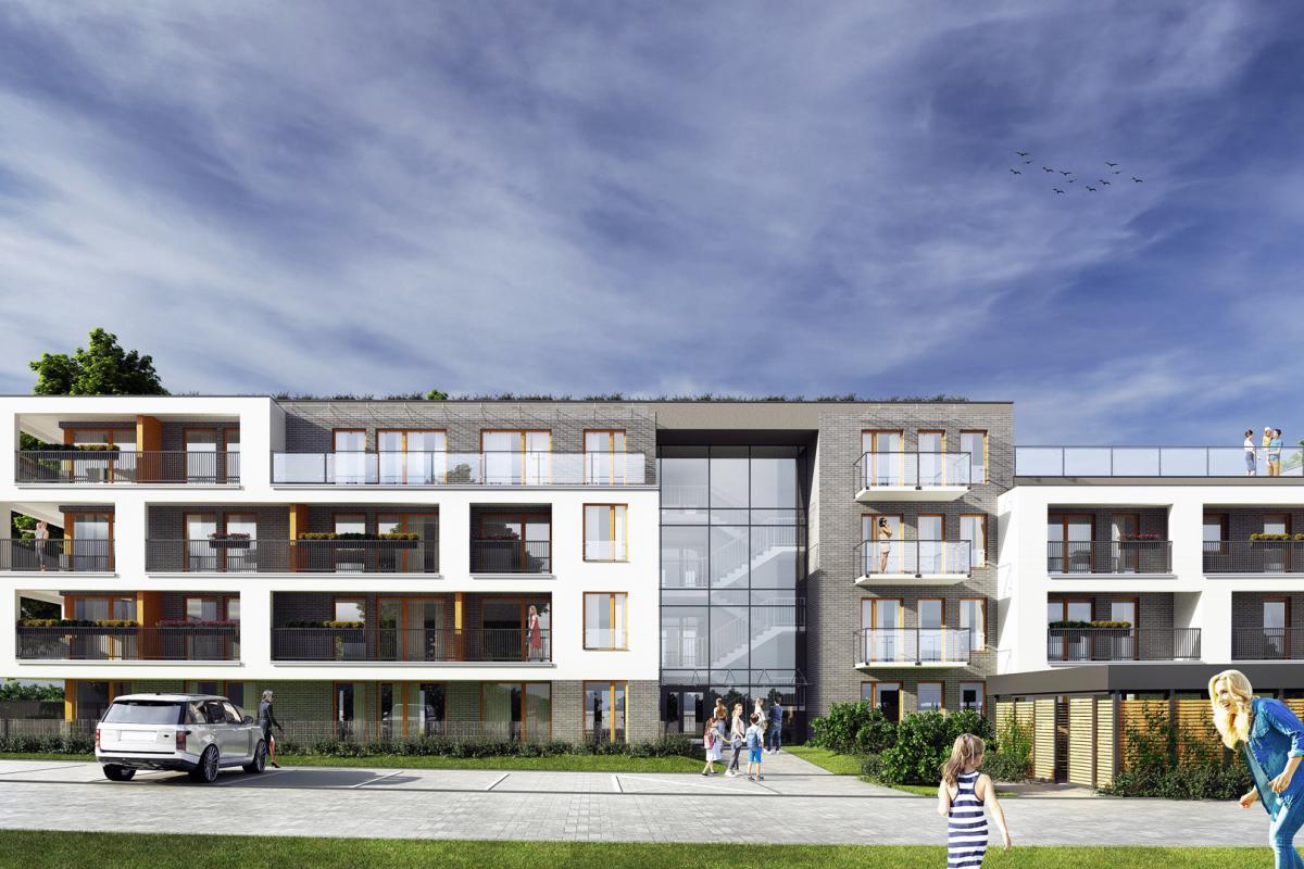 Apartamenty Snycerska - Kraków, Bieżanów-Prokocim, ul. Snycerska, WAN S.A. - zdjęcie 4