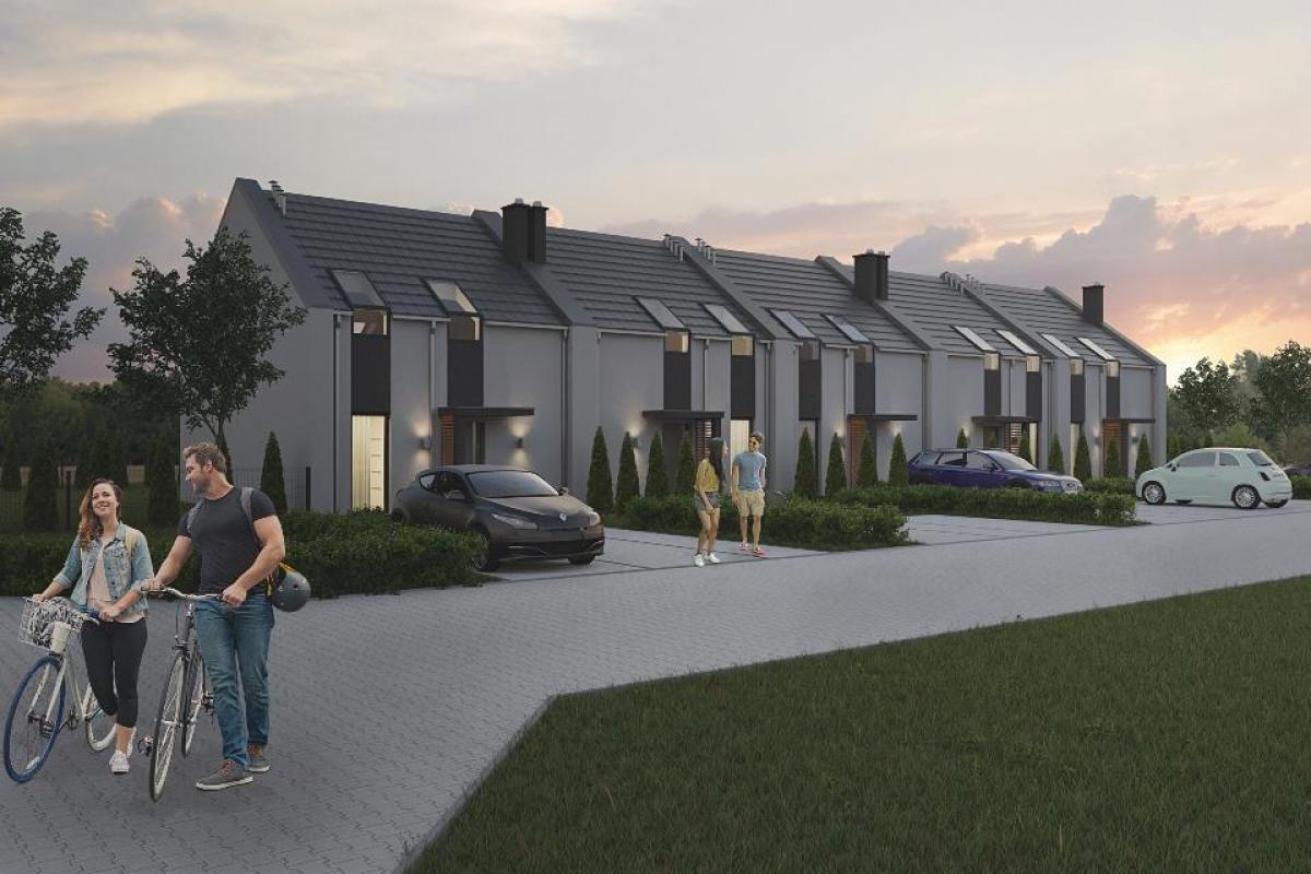 Osiedle Prestige House - Bnin, ul. Czołowska, MG GROUP Invest Sp. z o.o. sp.k. - zdjęcie 1