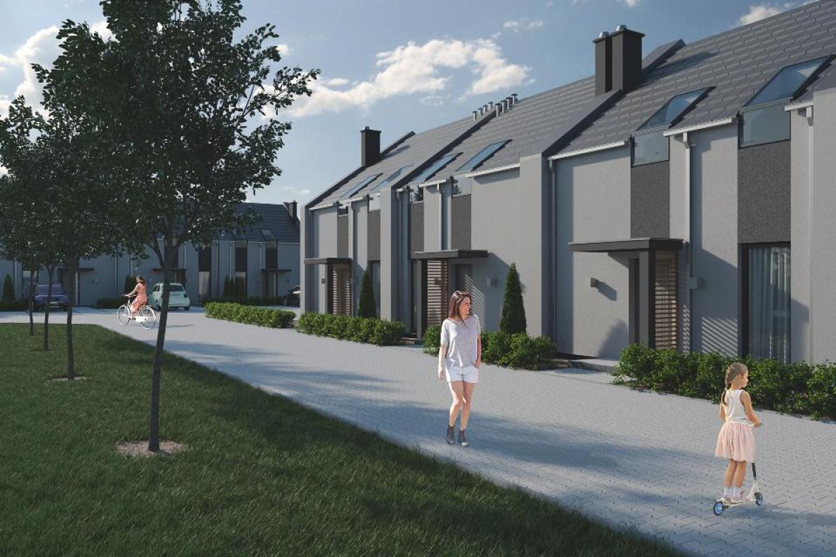 Osiedle Prestige House - Bnin, ul. Czołowska, MG GROUP Invest Sp. z o.o. sp.k. - zdjęcie 2
