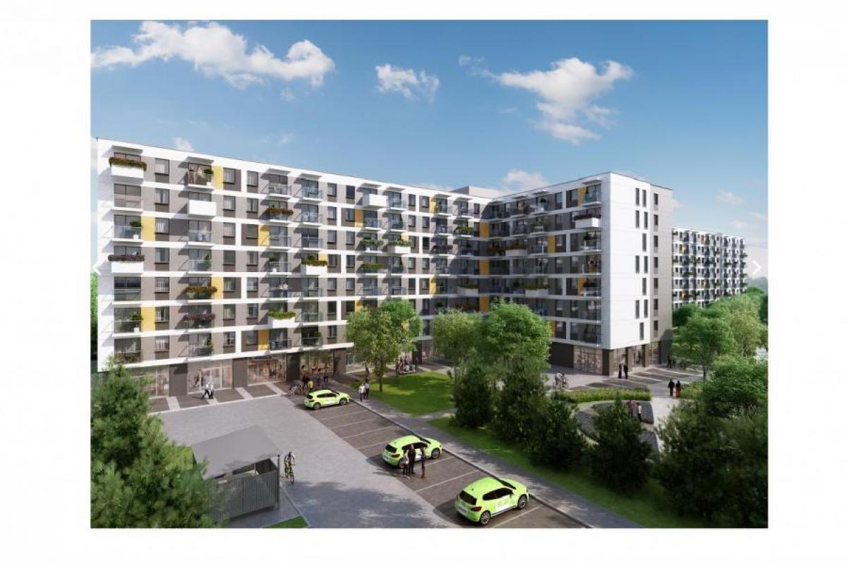 Lokum Smart City - Wrocław, Muchobór Wielki, ul. Avicenny, Lokum Deweloper S. A. - zdjęcie 2