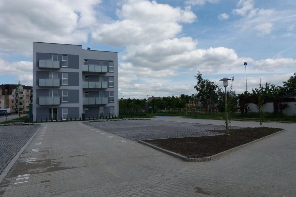 Na Kutrzeby - Pobiedziska, ul. Gen. Tadeusza Kutrzeby, JACK-BUD POLSKA Sp. z o.o. Sp.k. - zdjęcie 2