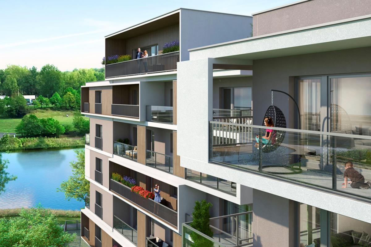 Twoja Dolina Trzy Stawy - Katowice, ul. Pułaskiego 17 i 19, JHM Development S.A. - zdjęcie 2