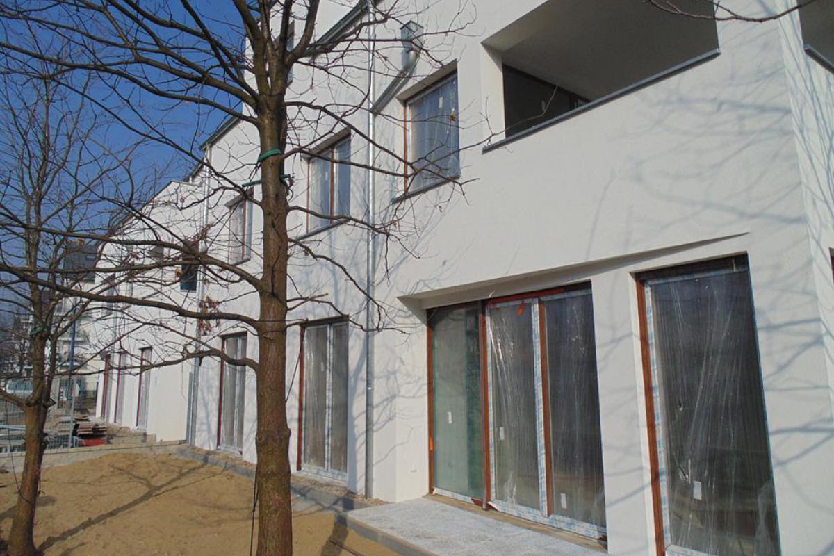 Aleje Kokosowe - Wrocław, Stabłowice, ul. Arachidowa/ ul. Sulistrowska, AZ Budownictwo Inwestycje Sp. z o.o. SKA - zdjęcie 8
