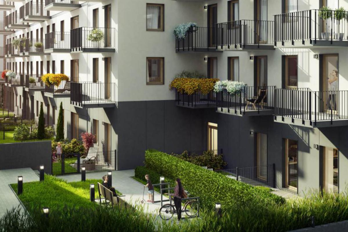 Atelier Praga 2 - Warszawa, Stara Praga, ul. Wrzesińska, Bouygues Immobilier Polska Sp. z o.o. - zdjęcie 2