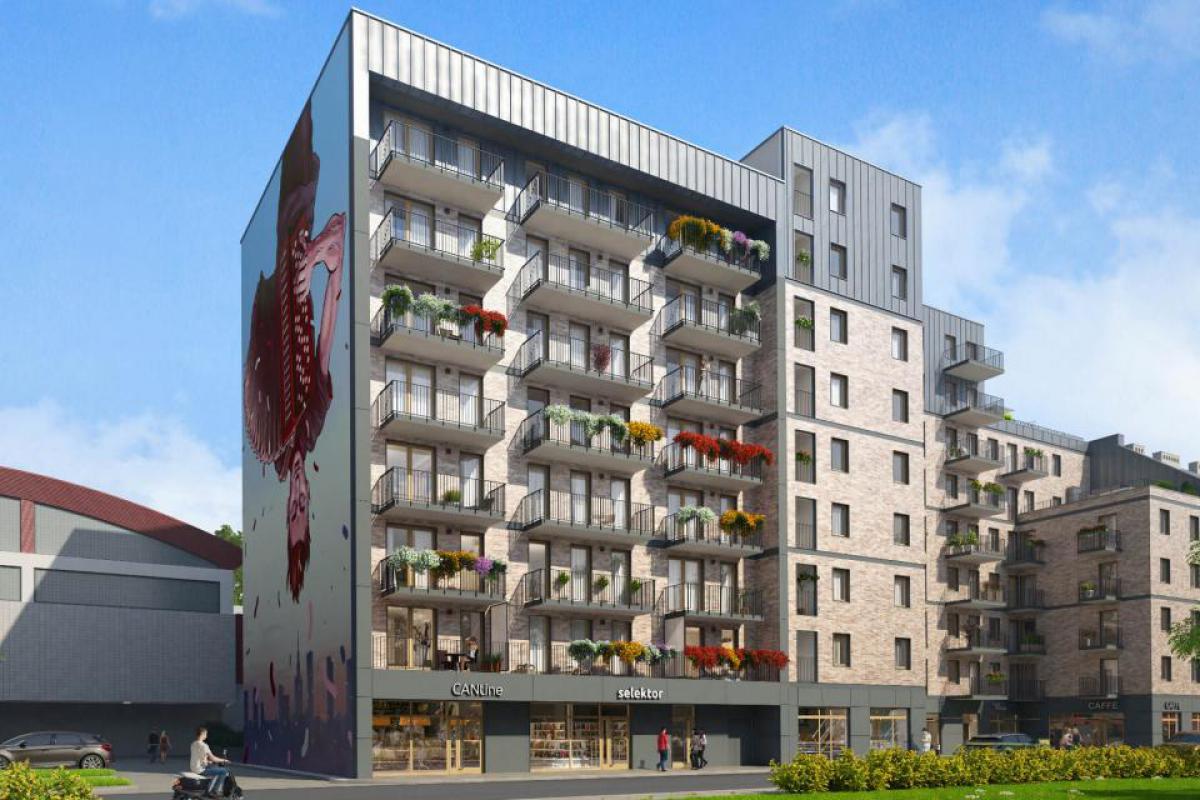 Atelier Praga 2 - Warszawa, Stara Praga, ul. Wrzesińska, Bouygues Immobilier Polska Sp. z o.o. - zdjęcie 1