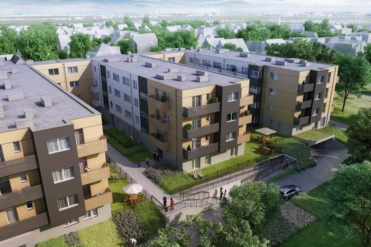 Redycka Wrocław - Wrocław, Sołtysowice, ul. Redycka, Domax Development Sp. z o.o. Sp.k. - zdjęcie 1