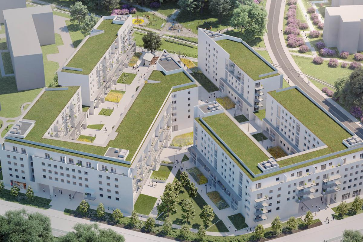 Malta Wołkowyska - Poznań, Rataje, ul.Wołkowyska, UWI Inwestycje S.A. - zdjęcie 5