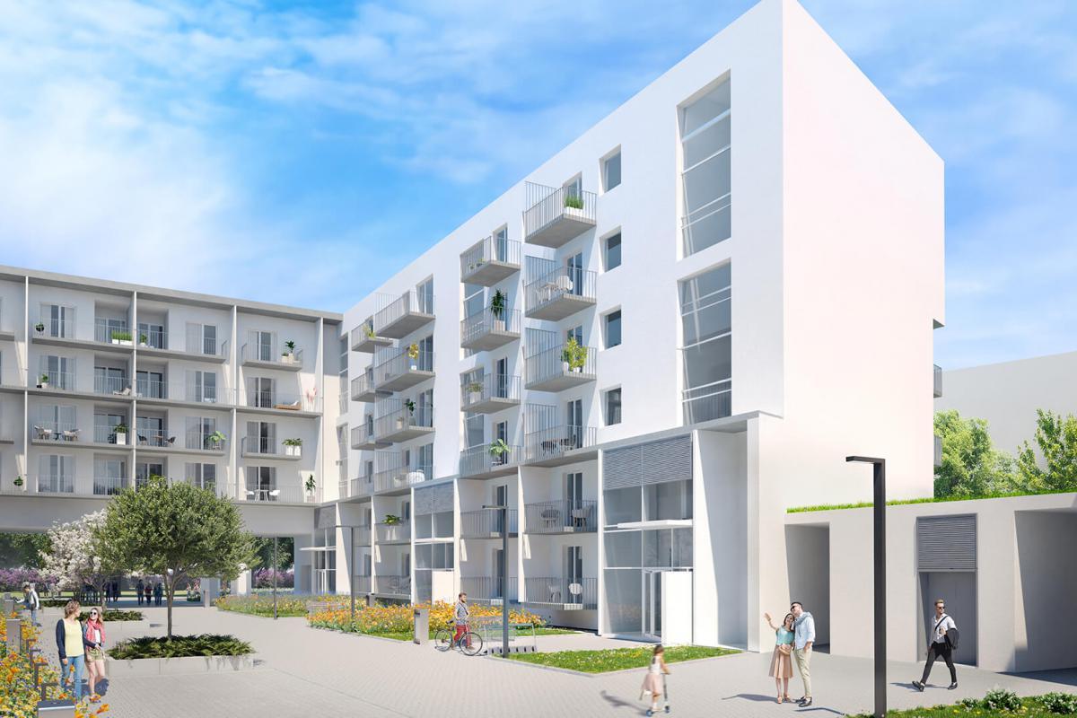 Malta Wołkowyska - Poznań, Rataje, ul.Wołkowyska, UWI Inwestycje S.A. - zdjęcie 6