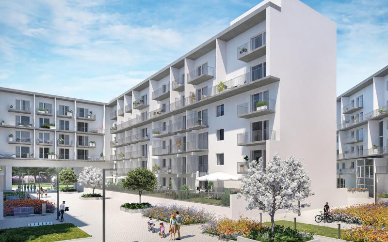 Malta Wołkowyska - Poznań, Rataje, ul.Wołkowyska, UWI Inwestycje S.A. - zdjęcie 7