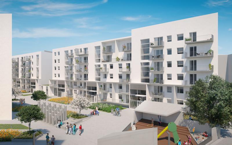 Malta Wołkowyska - Poznań, Rataje, ul.Wołkowyska, UWI Inwestycje S.A. - zdjęcie 8
