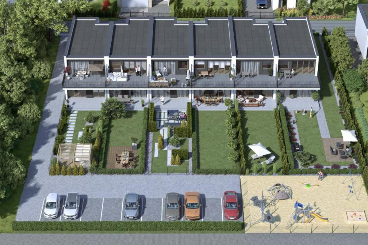 Apartamenty przy Rusałce - Poznań, Wola,  ul. Dunajecka , Invest Complex Sp. z o.o. - zdjęcie 2