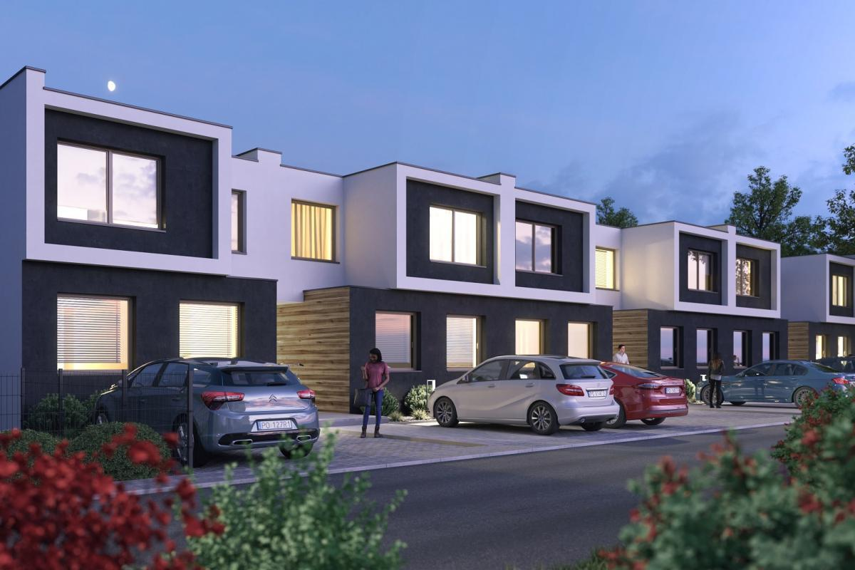 Apartamenty przy Rusałce - Poznań, Wola,  ul. Dunajecka , Invest Complex Sp. z o.o. - zdjęcie 3