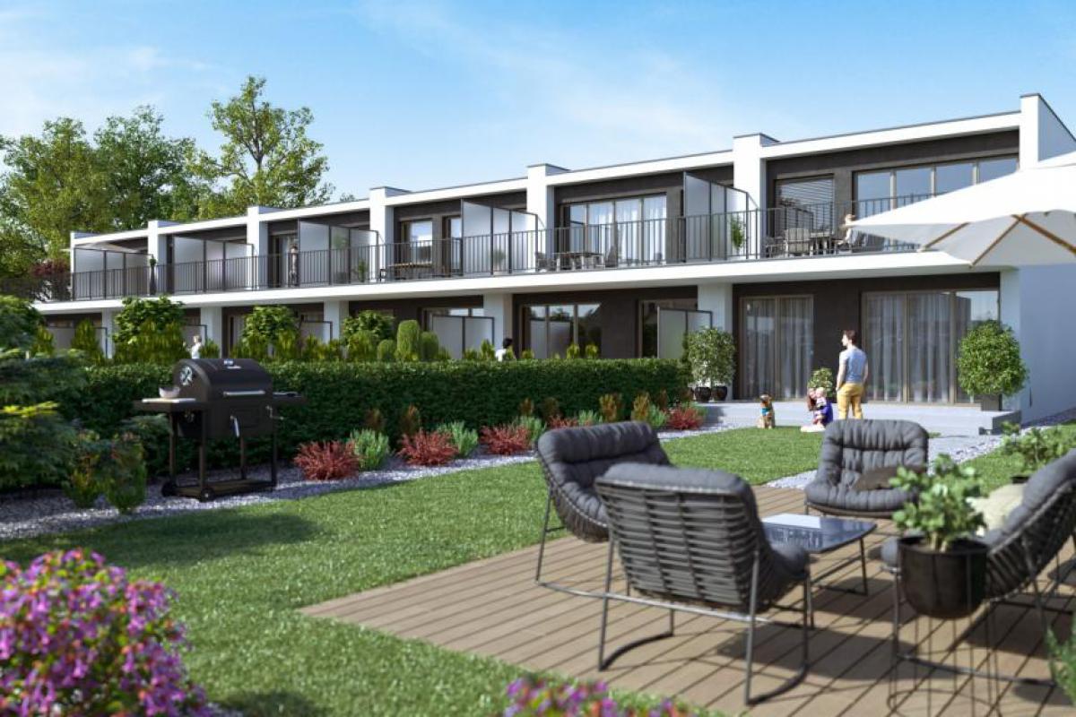 Apartamenty przy Rusałce - Poznań, Wola,  ul. Dunajecka , Invest Complex Sp. z o.o. - zdjęcie 4