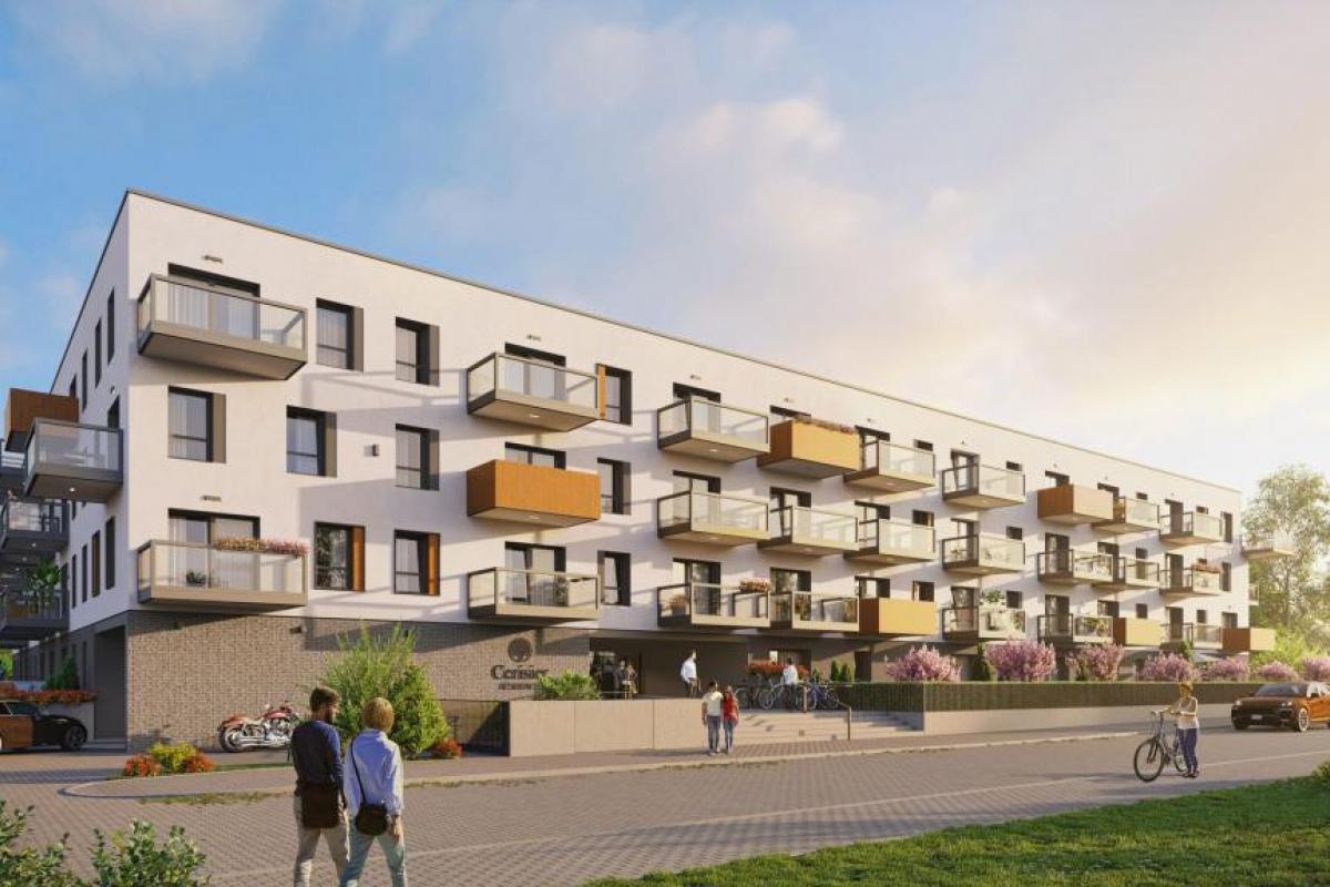 Cerisier Résidence - Poznań, Grunwald - Osiedle, ul. Smardzewska 5, Bouygues Immobilier Polska Sp. z o.o. - zdjęcie 1