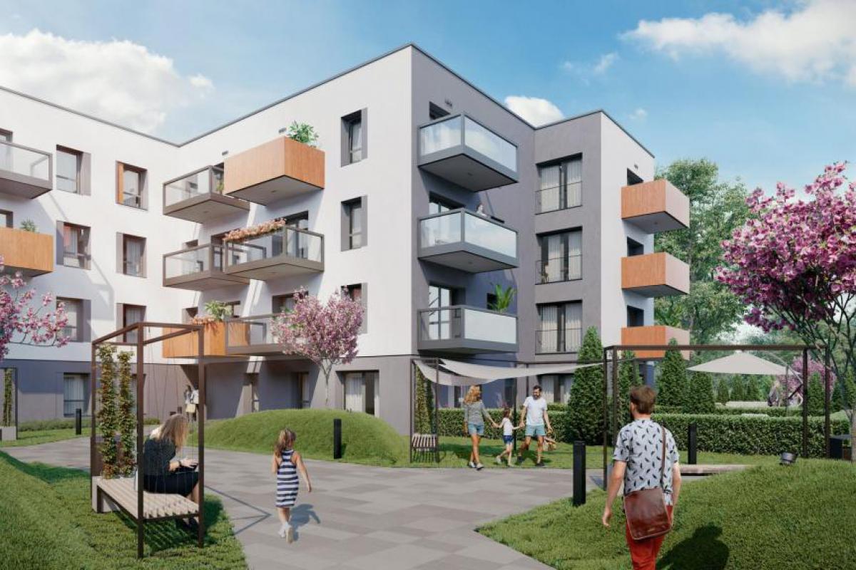 Cerisier Résidence - Poznań, Grunwald - Osiedle, ul. Smardzewska 5, Bouygues Immobilier Polska Sp. z o.o. - zdjęcie 2