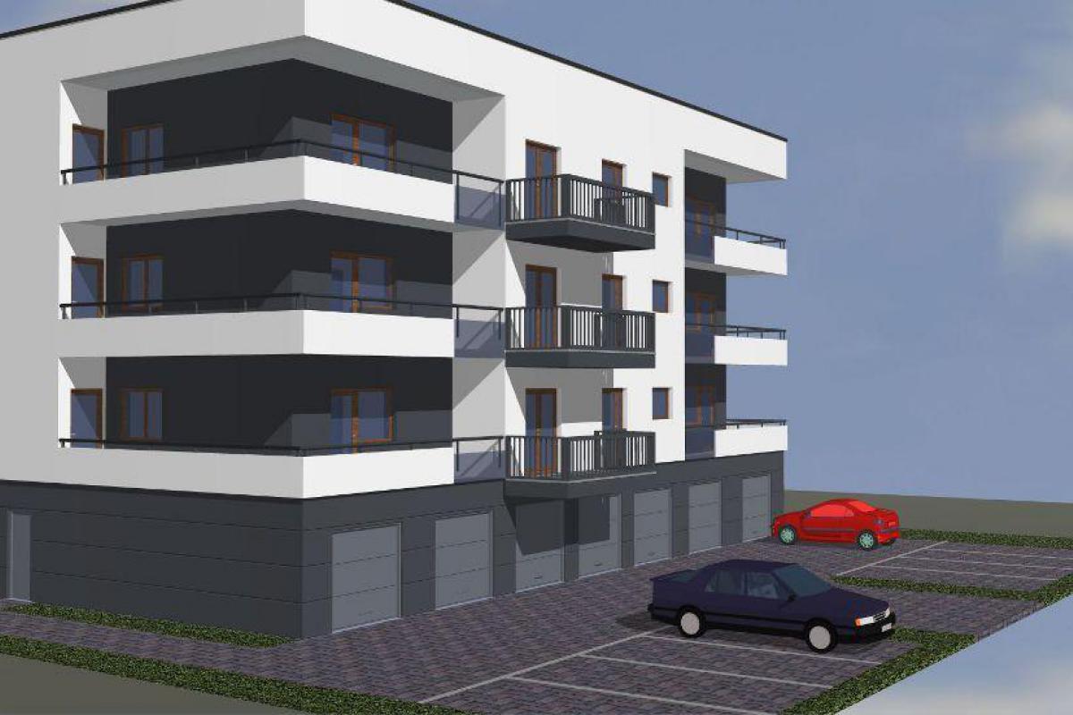 Stroma 13 - Bydgoszcz, Śródmieście, ul. Stroma 13, Przedsiębiorstwo Budowlane DarBud - zdjęcie 1