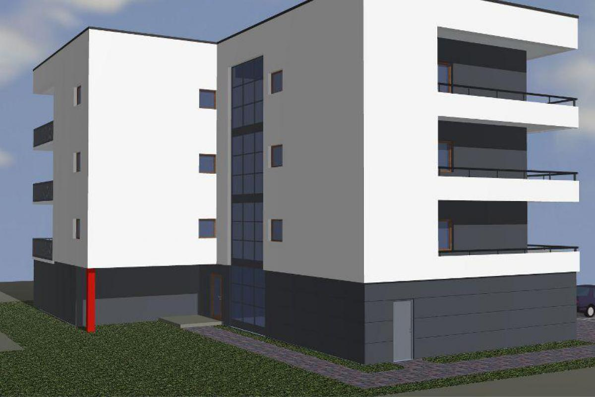 Stroma 13 - Bydgoszcz, Śródmieście, ul. Stroma 13, Przedsiębiorstwo Budowlane DarBud - zdjęcie 2