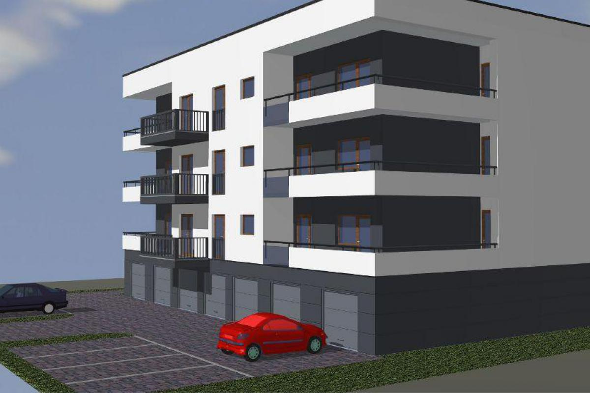 Stroma 13 - Bydgoszcz, Śródmieście, ul. Stroma 13, Przedsiębiorstwo Budowlane DarBud - zdjęcie 4