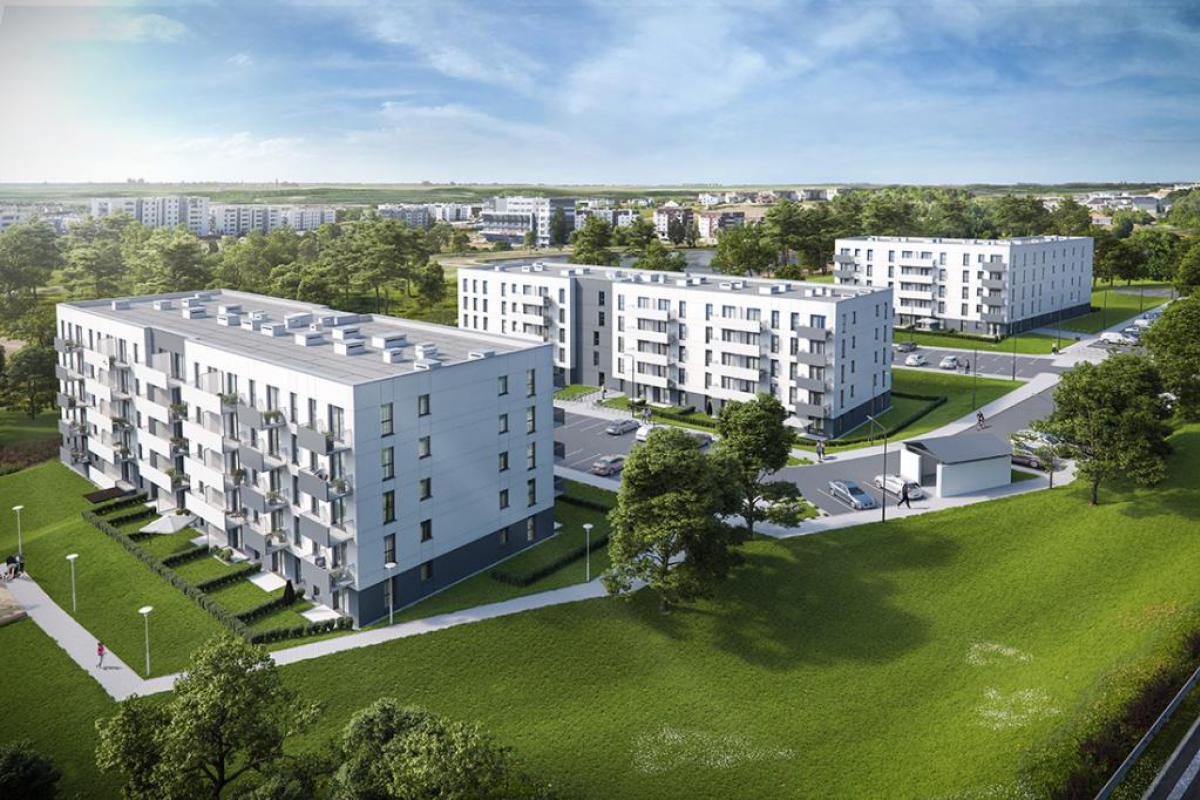 Murapol Nowa Jabłoniowa - Gdańsk, Jasień, ul. Jabłoniowa, Murapol S.A. - zdjęcie 5