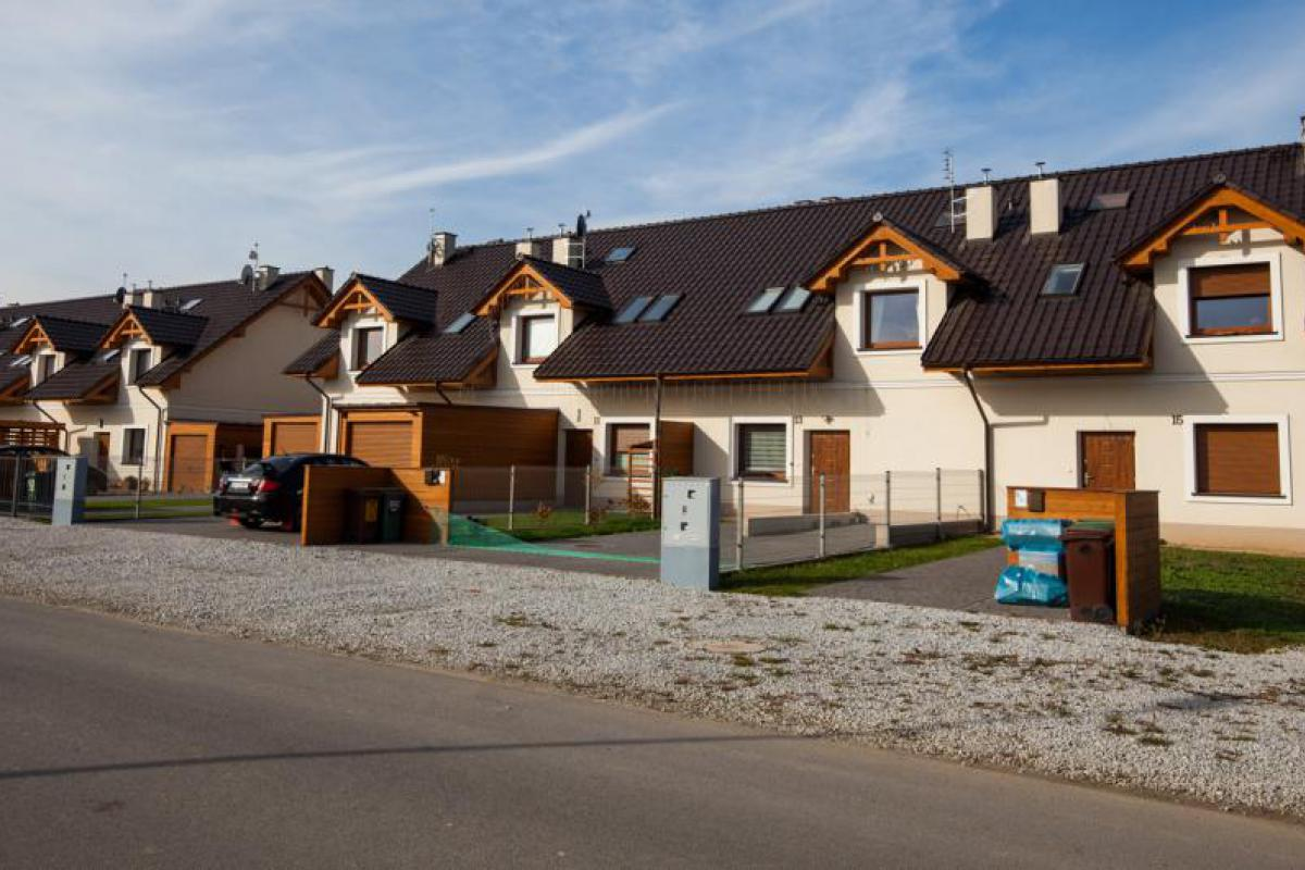 Osiedle Dębowe etap VIII - Kąty Wrocławskie, ul. Cynamonowa, 4living sp. z o.o. sp. komandytowa - zdjęcie 2
