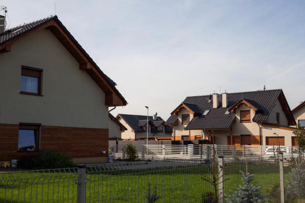 Osiedle Dębowe etap VIII - Kąty Wrocławskie, ul. Cynamonowa, 4living sp. z o.o. sp. komandytowa - zdjęcie 3