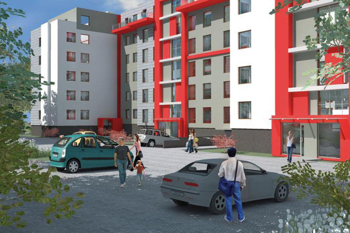 Miejska Przystań - Bydgoszcz, Glinki, ul. Dąbrowa 17A/17B , PRES Development - zdjęcie 2