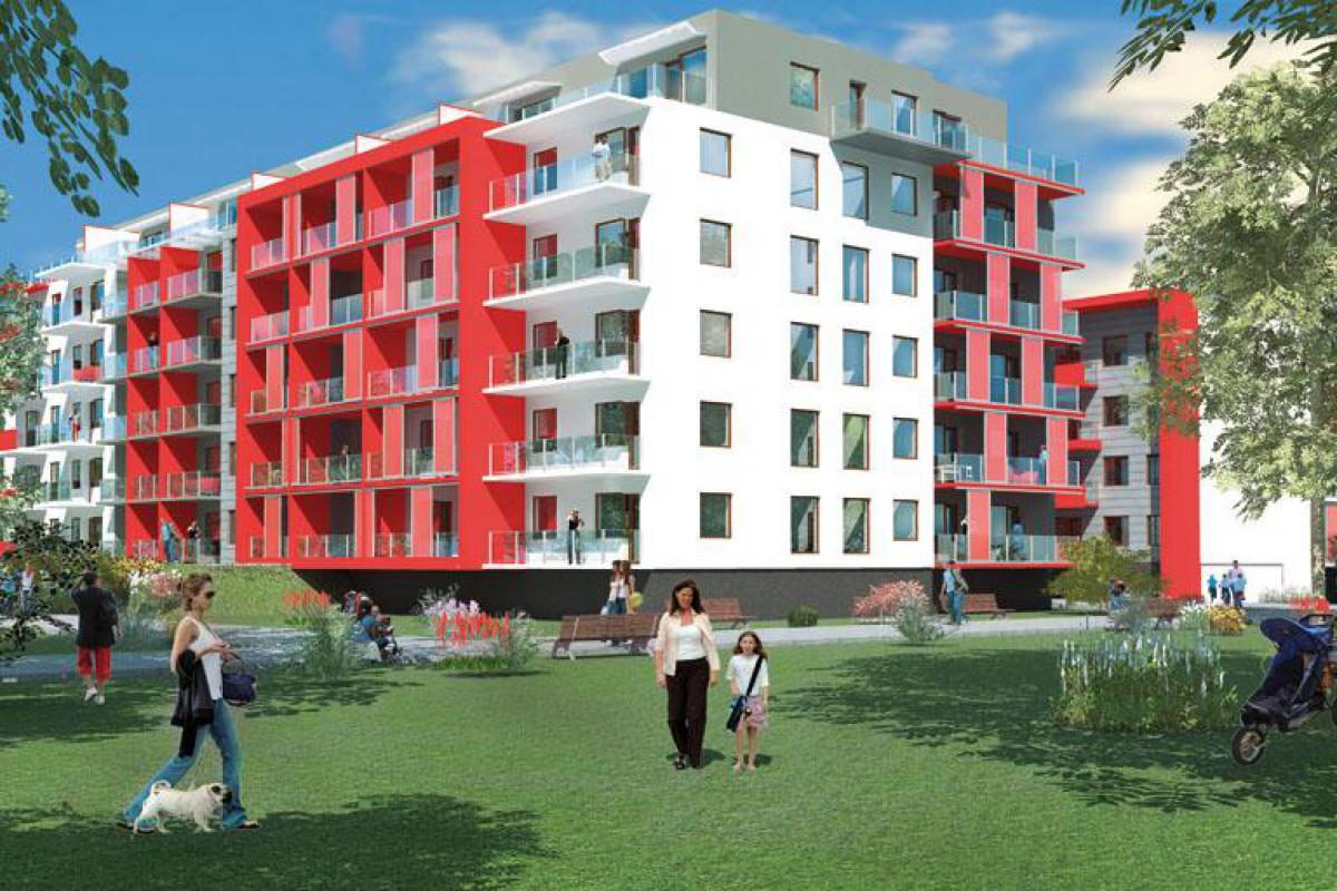 Miejska Przystań - Bydgoszcz, Glinki, ul. Dąbrowa 17A/17B , PRES Development - zdjęcie 3